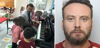 İstismar Bitmiyor! Müzik Öğretmeni 4 Yaşındaki Çocuğu Taciz Etti!