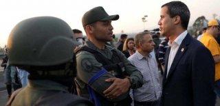 Venezuela Muhalif Lideri Guadio'dan ABD Askeri Müdahale Beklentisi