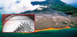 Papua Yeni Gine'de 7.2 Büyüklüğünde Deprem!