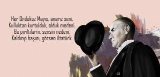 19 Mayıs Sözleri - En Güzel, Çoşkulu, 19 Mayıs Paylaşımları, Mesajları, Şiirleri
