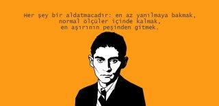 Franz Kafka Sözleri - En Güzel Franz Kafka Aşk Sözleri