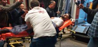 Bursa'da Kardeşini Yaralayan Kişiye Pusu Kurup Kurşun Yağdırdı!