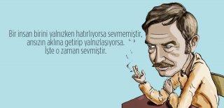 Turgut Uyar Sözleri - En Güzel Turgut Uyar Sözleri ve Şiirleri