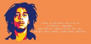 Bob Marley Sözleri, En Güzel, Anlamlı, Manalı ve Resimli Bob Marley