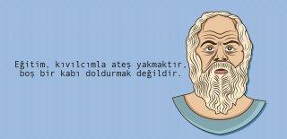 Sokrates Sözleri - Sokrates'in En Güzel, Anlamlı ve Etkileyici Sözleri