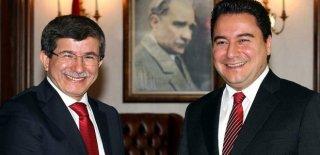 Ahmet Davutoğlu ve Ali Babacan İstanbul Seçimlerini Bekleyecek