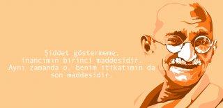 Mahatma Gandhi Sözleri, Unutulmaz Mahatma Gandhi Sözleri