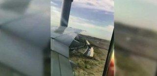 İstanbul Havalimanı'nda Korkutan Kaza