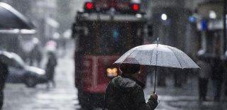 Meteoroloji Uyardı: İstanbul İçin Yağış Bekleniyor!