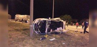 Gezmek İçin Araba Kiralamışlardı! Üniversiteliler Kazada Yaşamını Yitirdi!