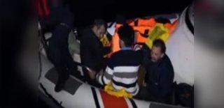 Çanakkale'de Yunanistan'a Gitmek İsteyen 29 Kaçak Yakalandı!