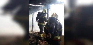 Kullanılmayan Binada Çıkan Yangın Kısa Sürede Söndürüldü