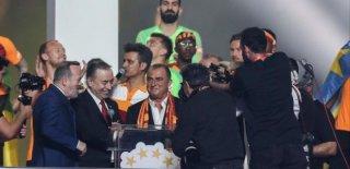 Fatih Terim 5 Yıl Daha Galatasaray'da!