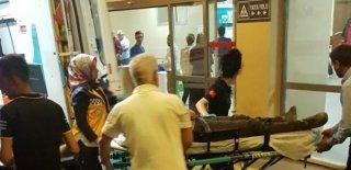Şanlıurfa'da Lahmacun Sırasında Taşlı Sopalı Kavga! 5 Kişi Ağır Yaralandı