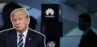 """Huawei'nin En Büyük Fabrikasında """"Kısmen"""" Üretim Durduruldu"""