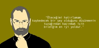 Steve Jobs Sözleri - Steve Jobs'un Hafızalara Kazınan En Güzel, Anlamlı Özlü Sözleri
