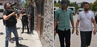 Adana'yı Kana Bulayacaklardı! DEAŞ'ın Bombacısı Adana'da Yakalandı!