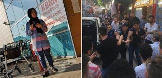 Suriyeli Genç Hoşlandığı Türk Kıza ve Annesine Saldırdı!