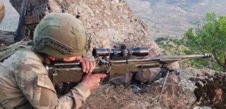 Pençe Harekatı'nda Etkisiz Hale Getirilen Terörist Sayısı 40'a Çıktı