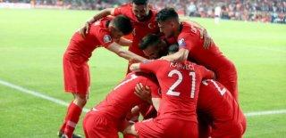 Türkiye A Milli Takımımız Son Dünya Şampiyonu Fransa Karşısında Tarih Yazdı