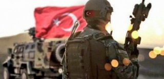 Tel Rıfat'ta Tsk Üssüne Saldırı: 1 Şehit, 5 Yaralı