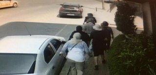 Hırsızlık Çetesi İranlı Çiftin Cüzdanını Böyle Çaldı!