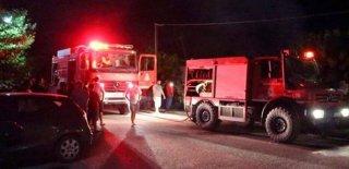 Türk Diplomatlara Selanik'te Saldırı! Araçları Kundaklandı!