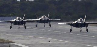 Pentagon: Türk Pilotlarının F-35 Eğitimleri Durduruldu