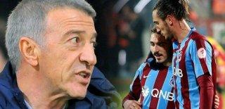 Trabzonspor Başkanı Ağaoğlu Yusuf Yazıcı ve Abdülkadir Ömür'ü Satmayacağını Açıkladı