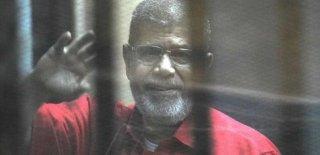 Devrik Lider Muhammed Mursi'nin Cenazesi Defnedildi!
