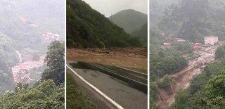 Trabzon'da HES Borusu Patladı: 2 Kişi Kayıp, 1 Kişi Yaralı