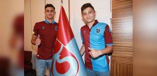 Trabzonspor Yeni Transferlerini KAP'a Bildirdi!