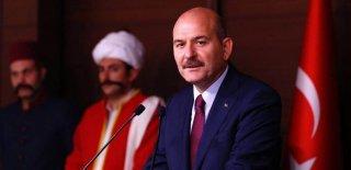 İçişleri Bakanı Süleyman Soylu: 6 Aya Kadar Arapça Tabelaların Tamamını Değiştireceğiz