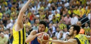 Anadolu Efes Fenerbahçe Beko Play-Off Serisi Son Maça Uzadı