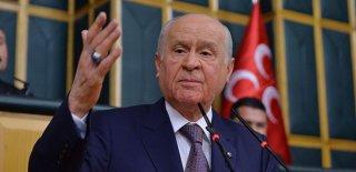 Bahçeli'den Mektup Açıklaması: HDP'nin İstismarına Müdahale Etmek...