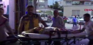 Balkondan Düşen 8 Yaşındaki Buğlem Ağır Yaralandı!