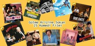 En İyi Komedi Filmleri – Gülme Krizine Sokan 25 Komedi Filmi