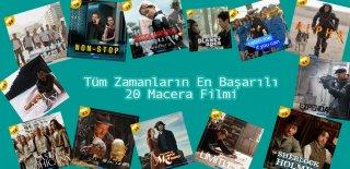 En İyi Macera Filmleri - Tüm Zamanların En Başarılı 20 Macera Filmi