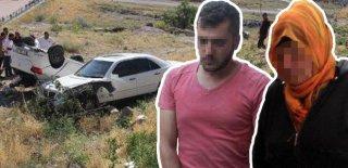 GTA Gibi Olay! Adam Öldürdü, Şarampole Yuvarladı Yetmedi Araba Çaldı!