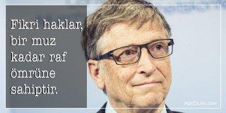 Bill Gates Sözleri, Eserleri - Bill Gates Eserlerinden Romantik, Etkileyici ve Özlü Sözler