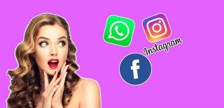 Facebook, Whatsapp, İnstagram Çöktü mü? İşte Bakanlığın Cevabı