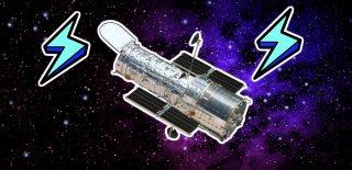 Uzaydaki Gözümüz Hubble! Hubble Uzay Teleskobu Hakkında 15 İnanılmaz Bilgi!