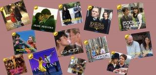 Gelmiş Geçmiş En İyi 39 Aşk Filmi