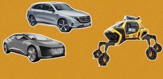 Bunlar Geleceğin Mükemmel Otomobilleri! İşte CES 2019 Fuarında'ki Muazzam Araçlar!