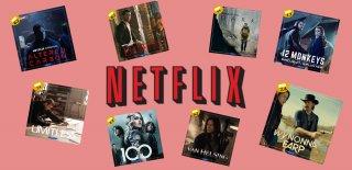 Netflix Fantastik Diziler - Netflix'te IMDB Puanı Yüksek En İyi Fantastik Diziler