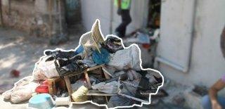 Görenler İnanamadı! Çöp Evden Çıkanlar Şoke Etti!