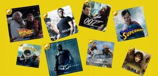 Seri Filmler,Tüm Zamanların En Çok İzlenen 29 Film Serisi Önerisi