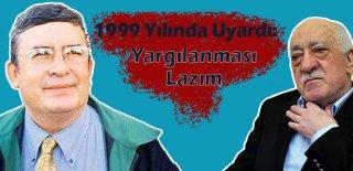 Necip Hablemitoğlu Töröristbaşı Fetullah Gülen'i Yıllar Önce Böyle İfşa Etmiş!