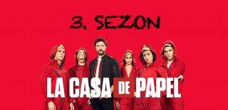 La Casa De Papel 3. Sezon Fragmanı Yayınlandı! 19 Temmuz'da Netflix'te İzleyiciyle Buluşacak