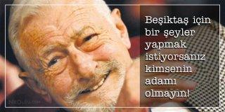 Beşiktaş'ın Efsane Başkanı Süleyman Seba Hakkında Bilgi ve Efsaneleşen Sözleri